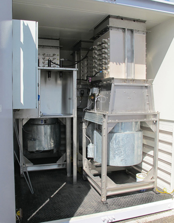 load bank for biomass energy application