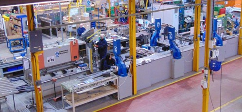 Cressall resistor and load bank production line