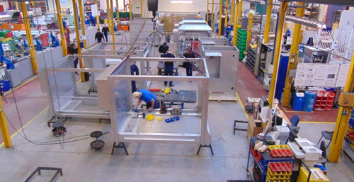 Dynamic braking and neutral earthing resistor manufacture at Cressall