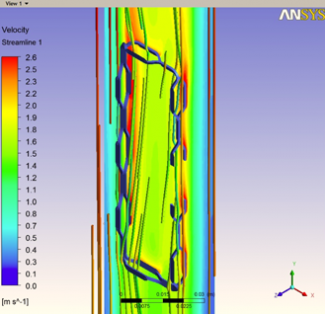 ANSYS Mesh design